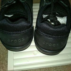 699f099ae6036 CROCS Shoes - CROCS velocity work shoes size 7 NEW
